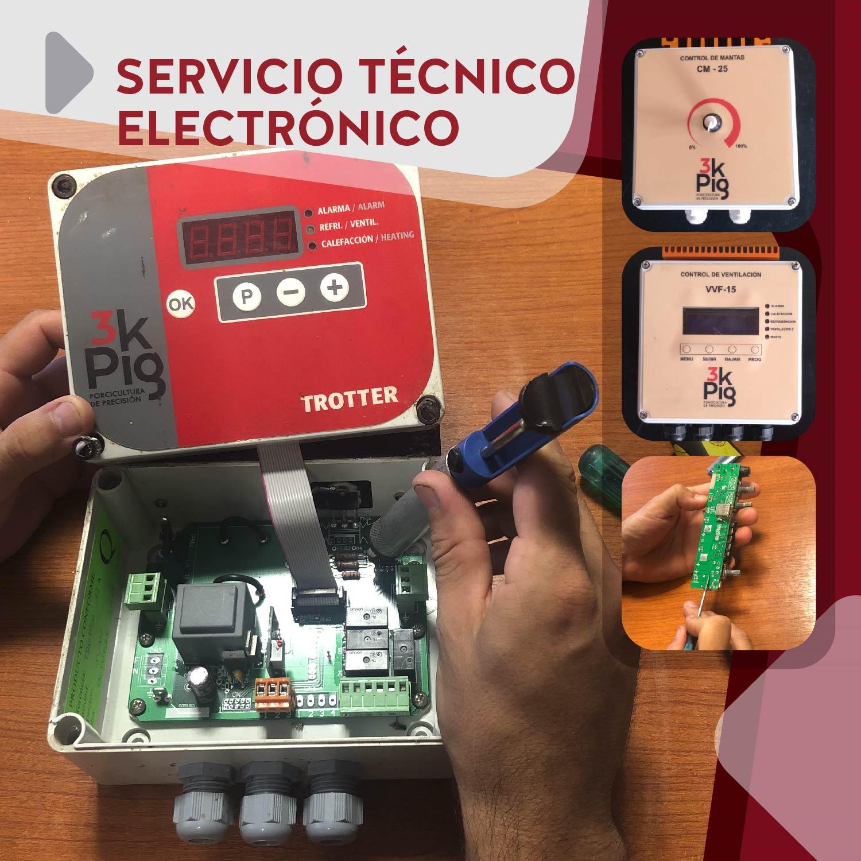 Servicio Técnico Electró:nico